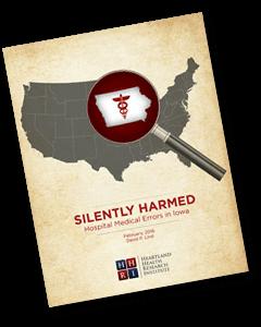 Silently Harmed in Iowa
